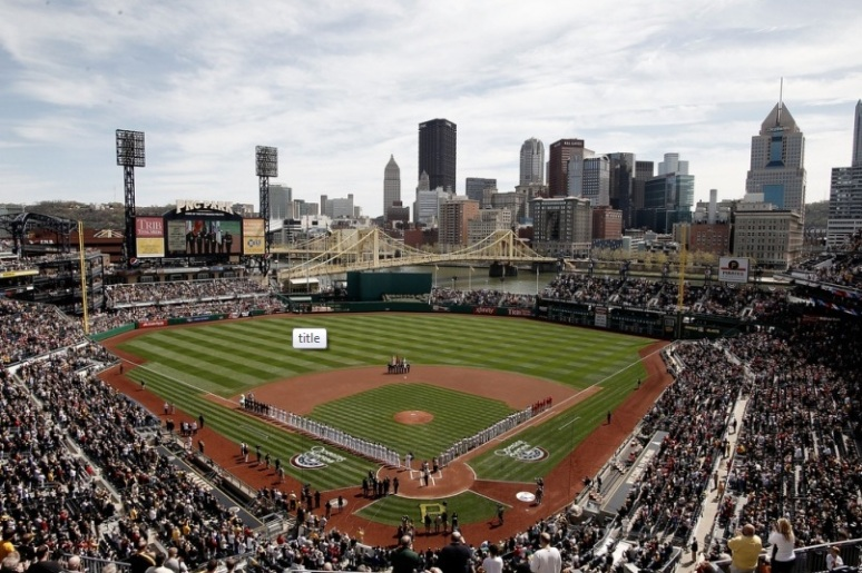 Pittsburgh Pirate's stadium